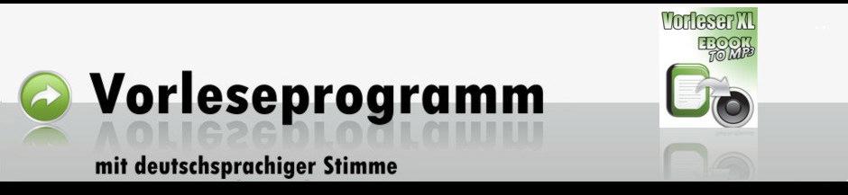Vorleseprogramm