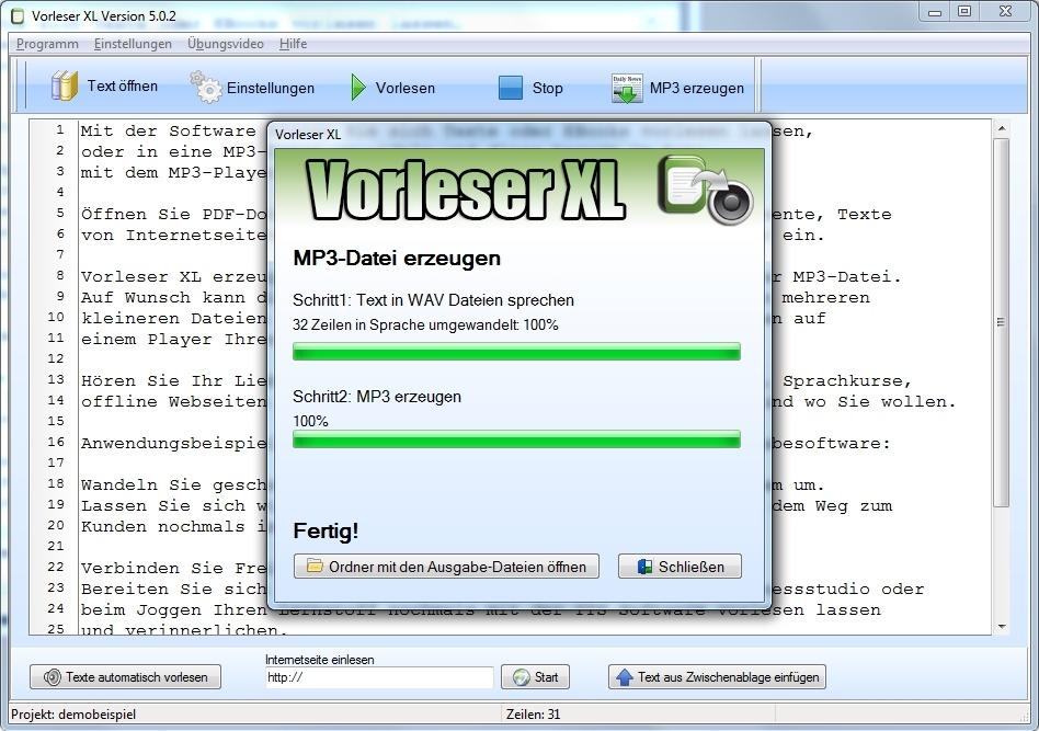 Sprachsoftware deutsch